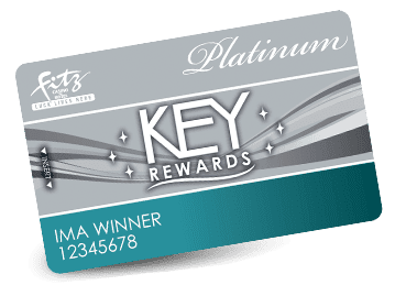 keyrewards platinum card